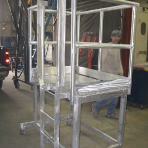 Custom Work Platforms