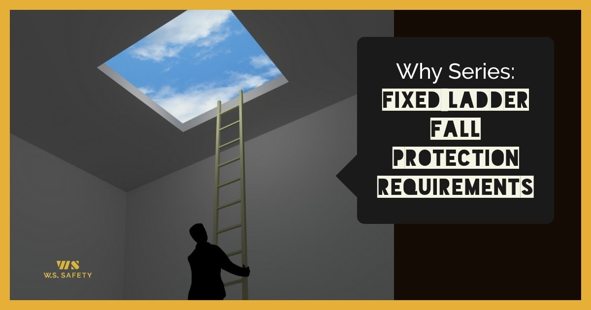 Why Should Fixed Ladder Fall Protection Requirements