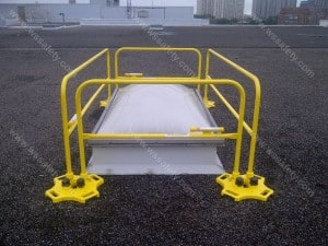 Safety Rail 2000 Skylight Guardrail (2) (Medium)