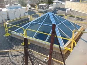 Safety Rail 2000 Skylight Guardrail (7) (Medium)