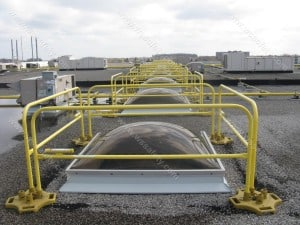 Safety Rail 2000 Skylight Guardrail (8) (Medium)