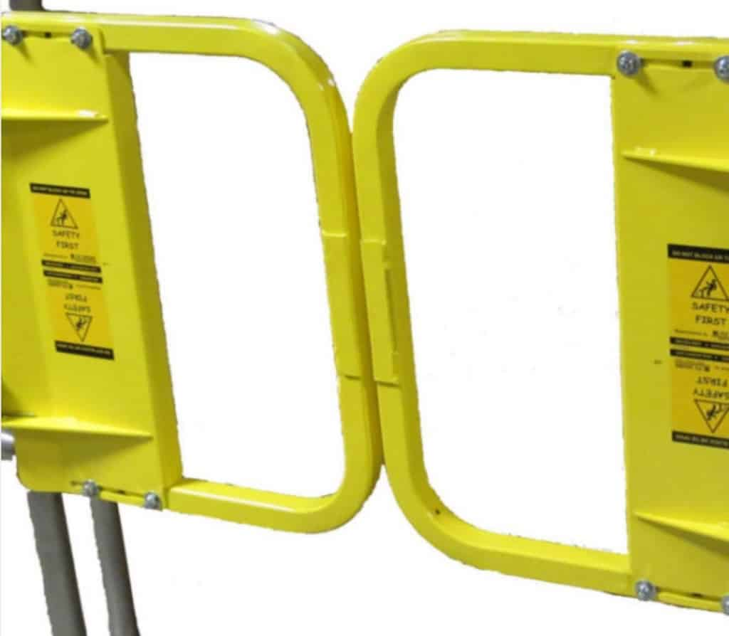 Osha Approved Lsg Self Closing Ladder Safety Gate W S