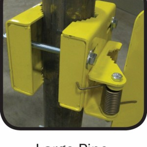 LSG Ladder Safety Gates - PS Doors - OSHA Safety Gate