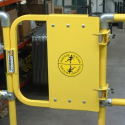 Bluewater Manufacturing Self Closing Safety Gates W S