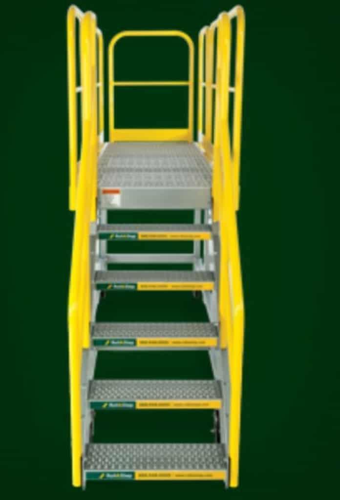 Erecta Step Platforms W S Safety