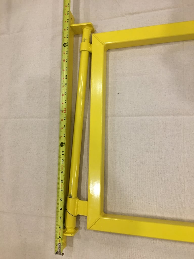 Gravity Swing Safety Gates - Self Closing Safety Gate