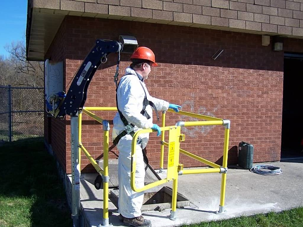 KwikRail - Fall Protection Railing