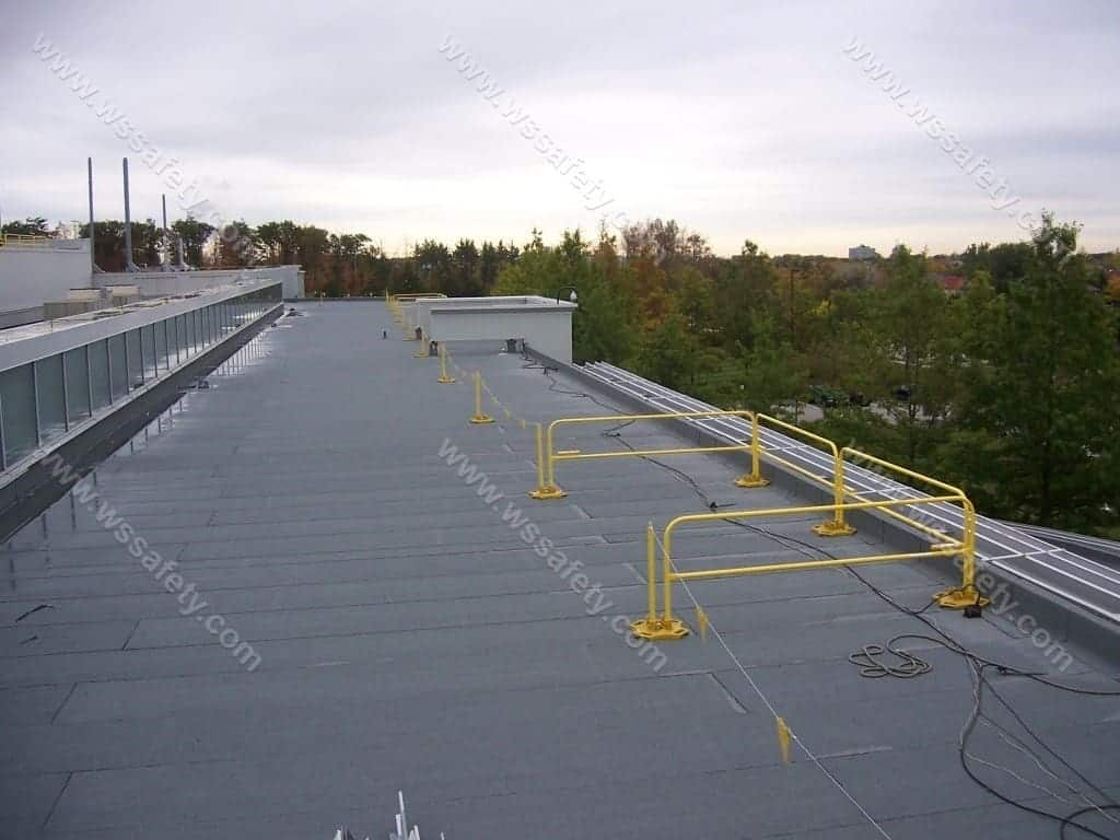 SafetyRail 2000 - Guardrail System